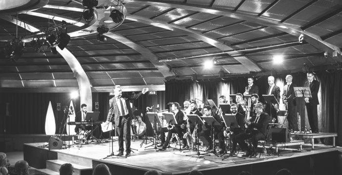 La Orquesta de Jazz del Atlántico ofrece tres conciertos en el Auditorio de Tenerife