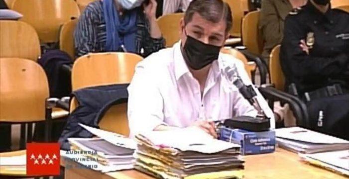 El jurado popular declara por unanimidad que el Rey del Cachopo es culpable de asesinato