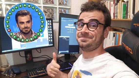 El tinerfeño Pablo Díaz acaricia el 'superbote' de Pasapalabra