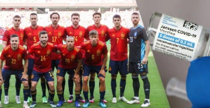 Sanidad aprueba vacunar a la Selección Española de Fútbol a dos días de la Eurocopa
