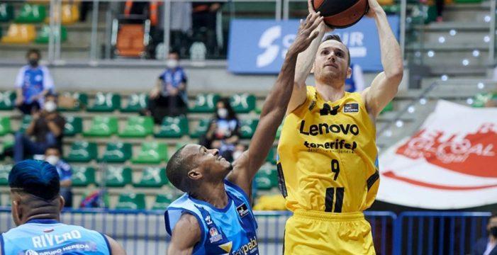 El Lenovo juega como los Globetrotters en Burgos y hace historia (68-92)