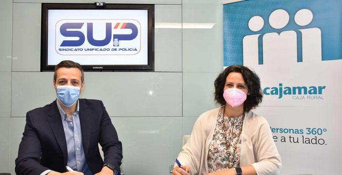 Los afiliados al Sindicato Unificado de Policía podrán acceder a los productos y servicios de Cajamar en condiciones especiales