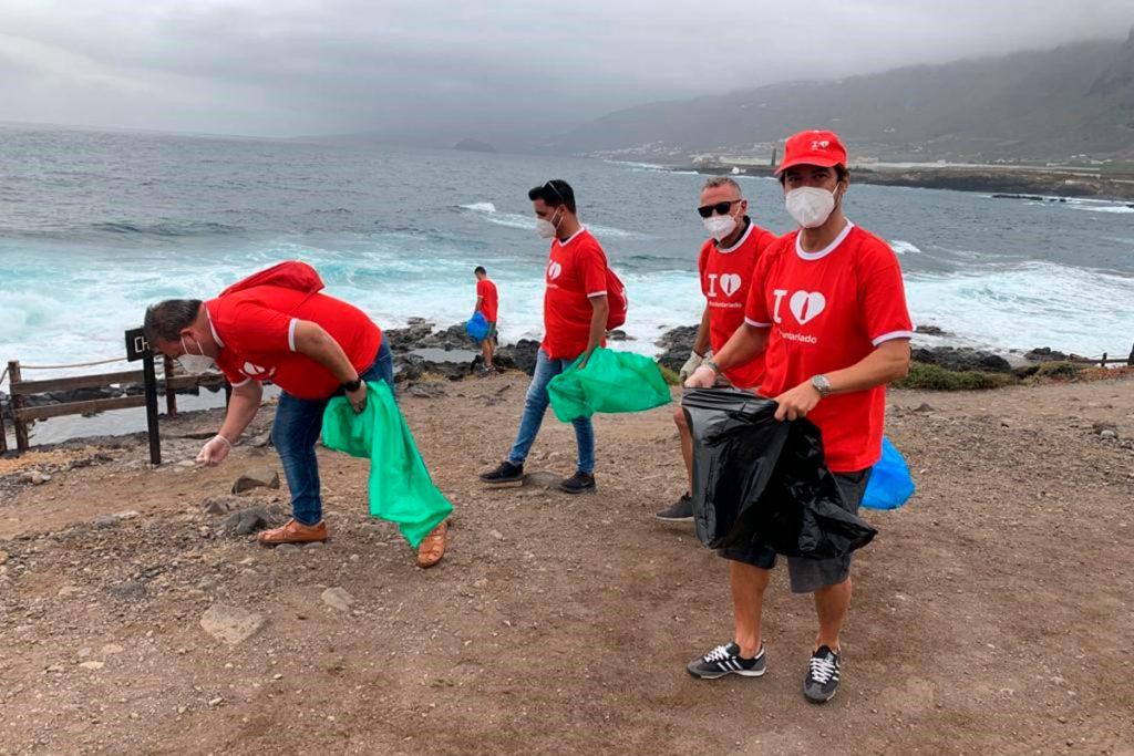 En Canarias, la campaña ha logrado, a lo largo de estos tres años, la participación de más de 800 voluntarios, que han recogido un total de 7.267 kg de residuos
