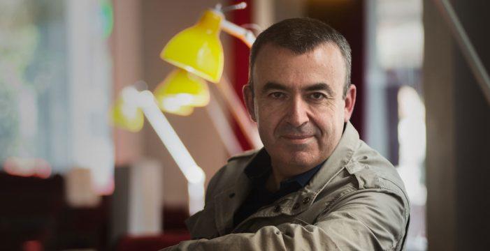 Lorenzo Silva presenta el próximo martes en El Sauzal su novela 'Castellano'