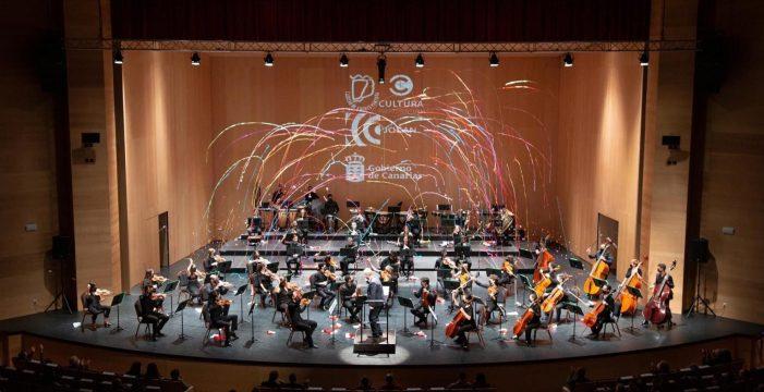 Víctor Pablo Pérez se pondrá al frente de la Joven Orquesta de Canarias en cuatro conciertos