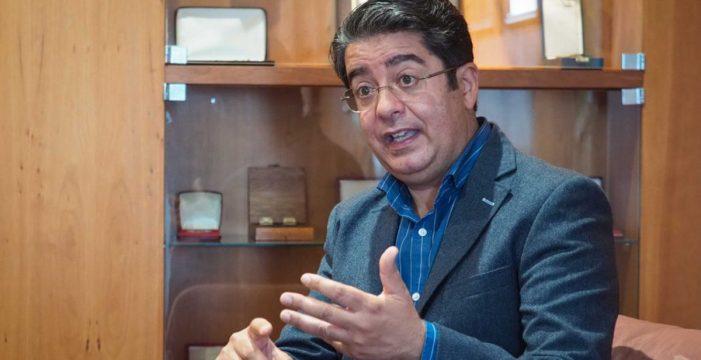 """Pedro Martín: """"Los datos de Tenerife, muy malos y preocupantes"""""""