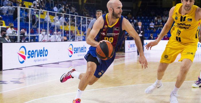 El FC Barcelona arrolla al Lenovo Tenerife (112-69)