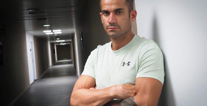 Expulsado del Ejército en Tenerife por trasplantarse el riñón: la historia de Pedro Alberto