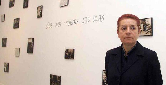 """Concha Jerez: """"El arte genera un movimiento de pensamiento y transmite conocimiento"""""""