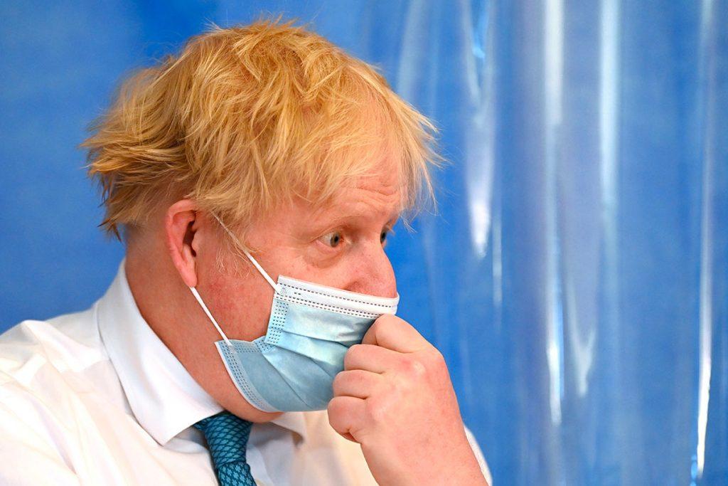Boris Johnson. Europa Press