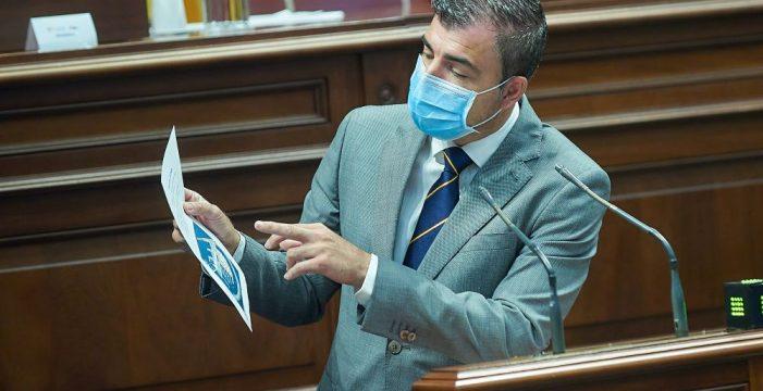 Fonsalía tiene nombre de puerto para el Parlamento de Canarias