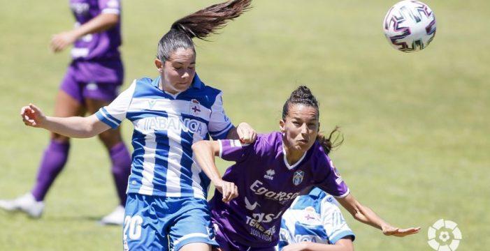 Trabajado punto de la UDG Tenerife ante un Deportivo con la soga al cuello