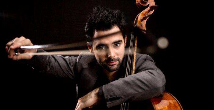 """Pablo Ferrández: """"El mayor regalo que me da la música es conectar con el público en una sala de conciertos"""""""