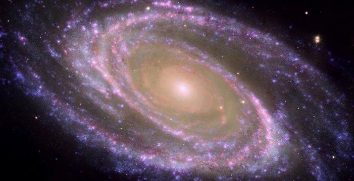 Identifican las primeras estructuras formadas en galaxias como la Vía Láctea