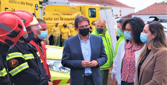 Los montes palmeros tendrán la mayor campaña contraincendios de su historia