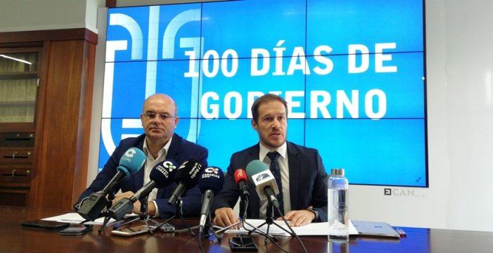 El PSOE de La Palma celebrará mañana una Ejecutiva marcada por sus tensiones con el PP