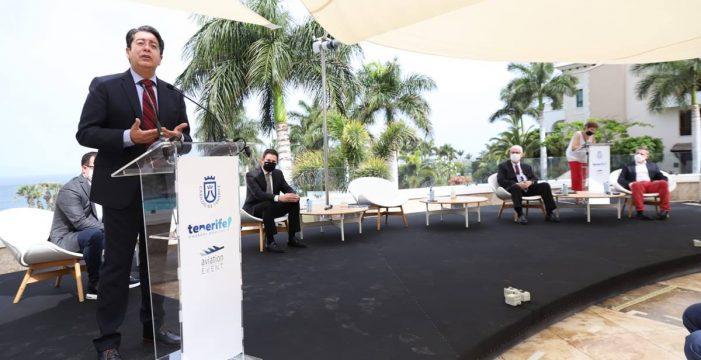 Tenerife, eje del reinicio turístico con el encuentro internacional de Aviación