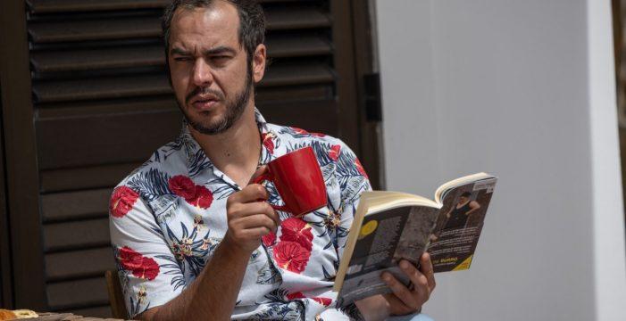 """Aarón Gómez: """"El humor no es la cura, pero le quita presión a la olla, y eso ya es mucho"""""""