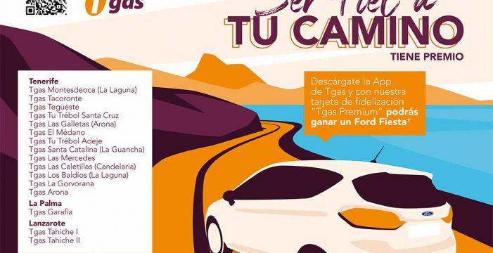 Tgas regala un Ford Fiesta
