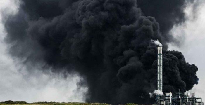Al menos doce heridos en una explosión en un parque químico en Alemania