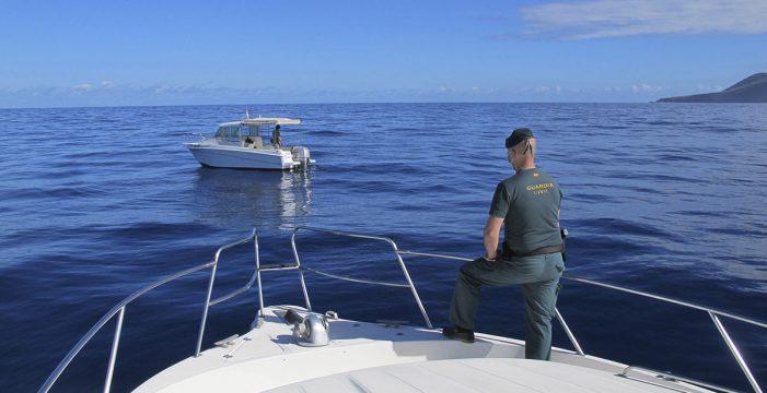 Un pescador furtivo de Tenerife se enfrenta a una multa de hasta 60.000 euros