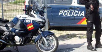 Liberan a una menor que fue secuestrada y amordazada con cinta americana en Madrid