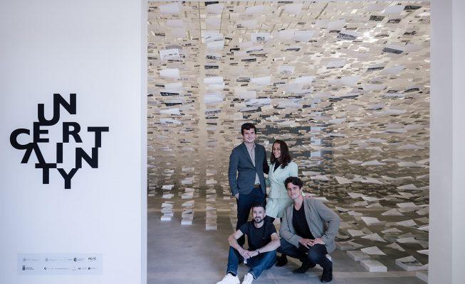 El pabellón español en la Bienal de Venecia 2021 'dialoga' en TEA