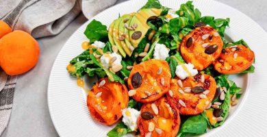 La ensalada más dulce y nutritiva del verano