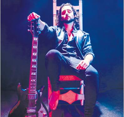 Cristian de Moret trae a la Isla su arrebatadora fusión cante jondo, 'blues' y 'jazz'