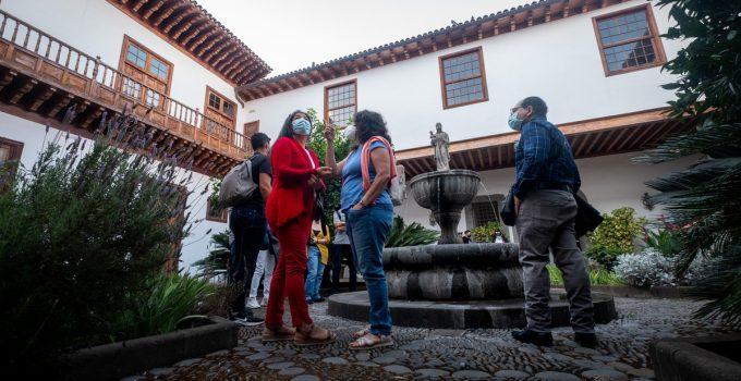 Patrimonio acerca a La Laguna a la normalidad postCOVID