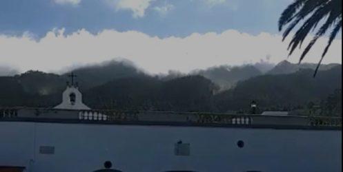 """""""Ha temblado el suelo"""": los vecinos de La Palma, sorprendidos por la intensidad de los temblores"""